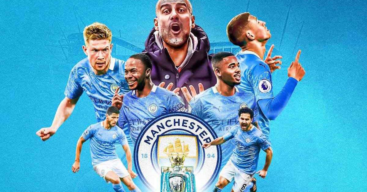 باشگاه ورزشی منچستر سیتی (Manchester City Football Club) با 1.04 میلیارد یورو