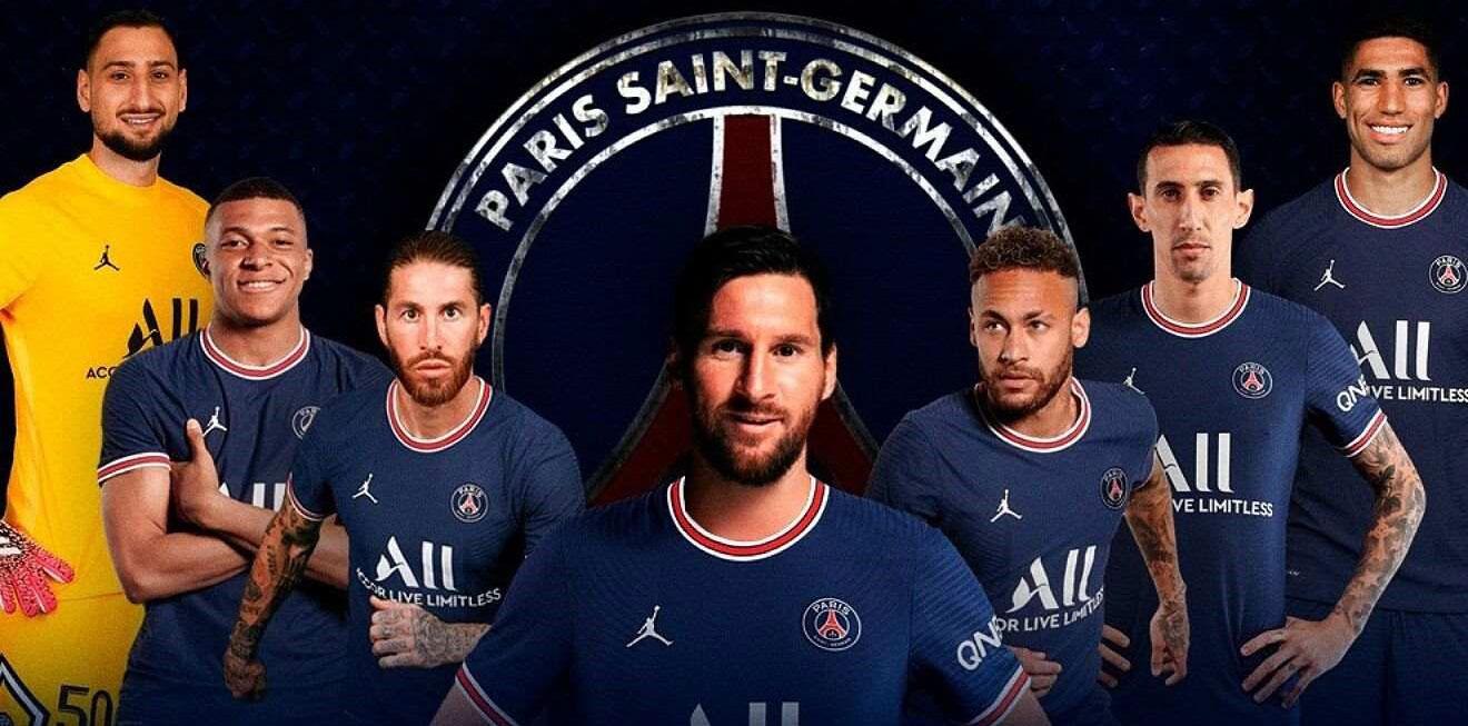 باشگاه ورزشی پاری سن ژرمن یا PSG با ارزش 997 میلیون یورو