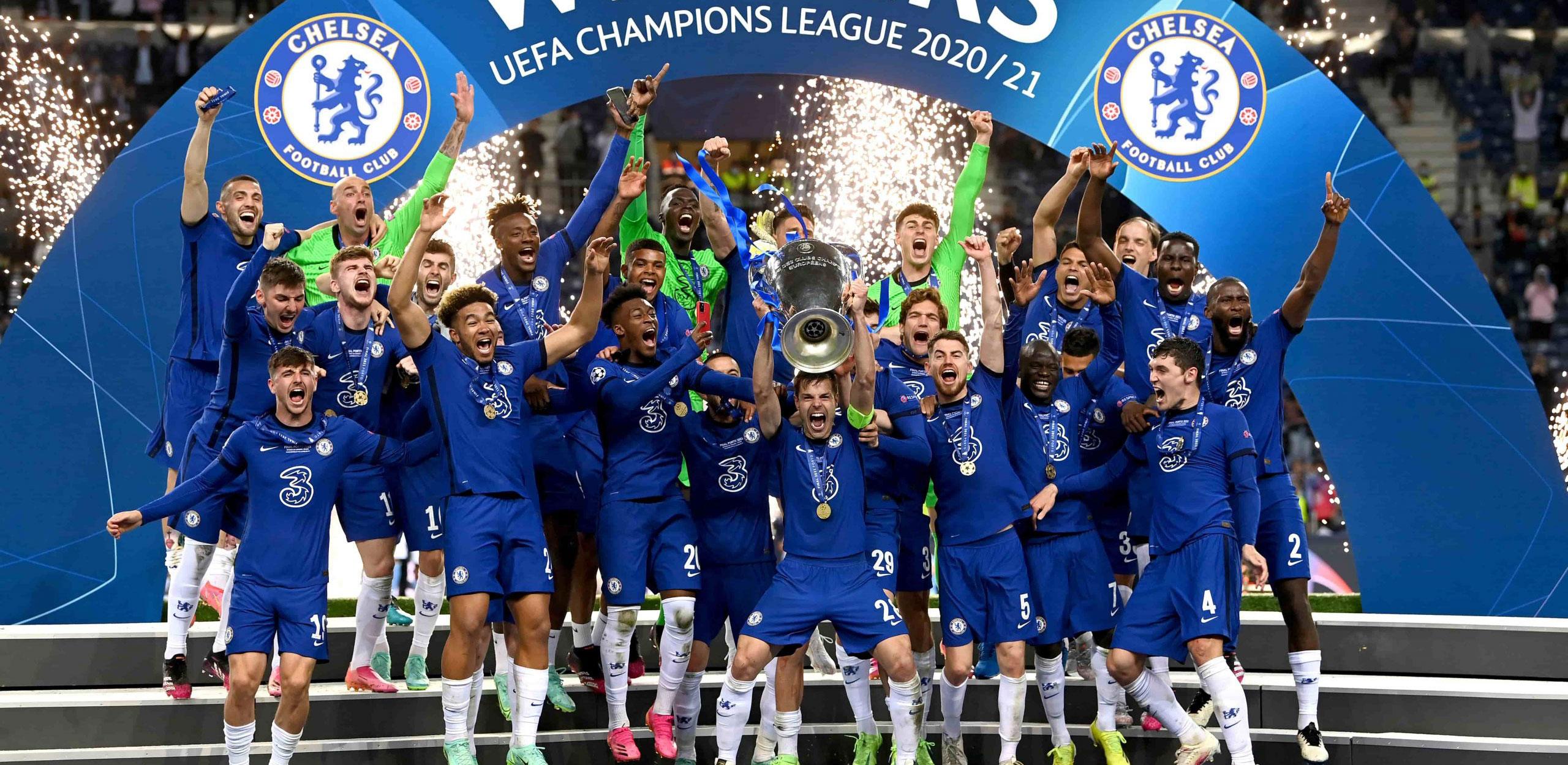 باشگاه ورزشی چلسی (.Chelsea F.C)