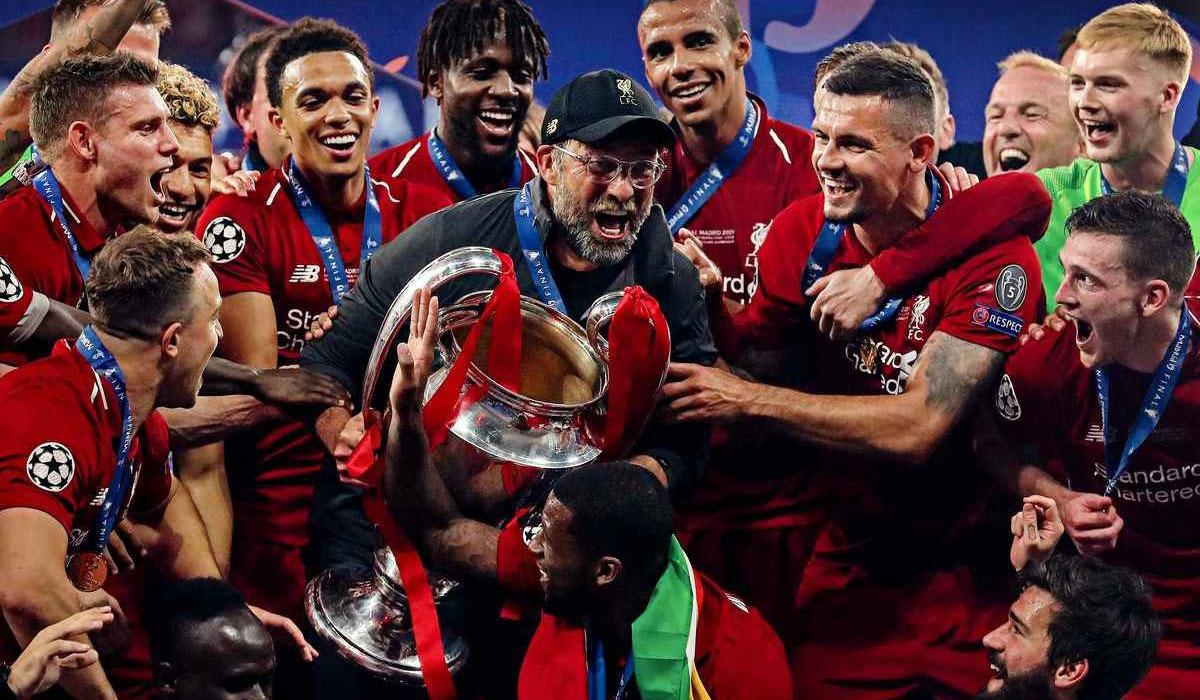باشگاه ورزشی لیورپول (Liverpool Football Club) با ارزش 880 میلیون یورو
