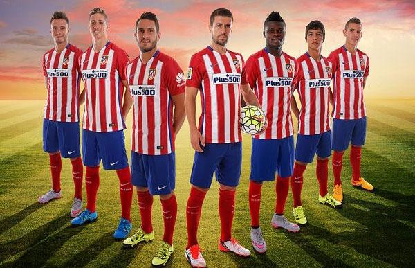 باشگاه ورزشی اتلتیکو مادرید (Atlético Madrid Football club) با 755 میلیون یورو
