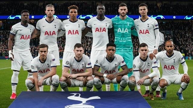 باشگاه ورزشی تاتنهام (Tottenham Hotspur F.C.) با 697 میلیون یورو