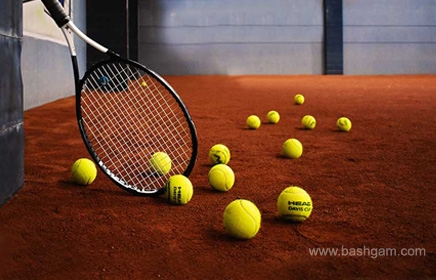 آکادمی تنیس اسپین ارومیه ارومیه