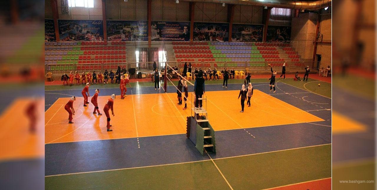 سالن ورزشی خانه جوان ارومیه