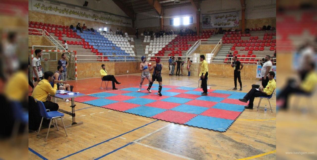 سالن ورزشی شهید آهندوست ارومیه